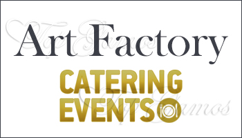 Art factory by Catering Events