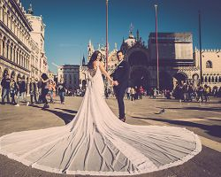 Real Wedding in Venice
