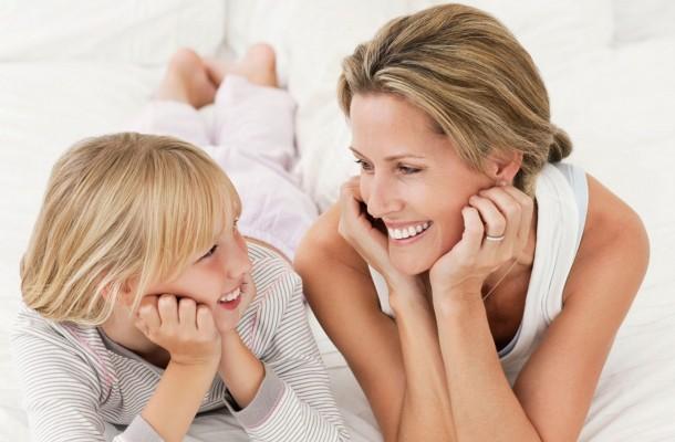 Αφιέρωση από μάνα σε κόρη