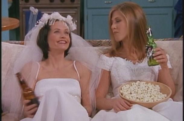 Η φίλη σου παντρεύεται