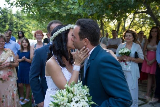 Ρομαντικός γάμος σε κτήμα | Άγγελος & Ναυσικά
