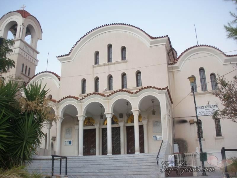 Άγιος Γεώργιος (Κυνοσάργους)