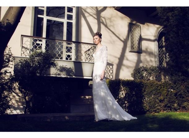 Καλλίγραμμη νύφη