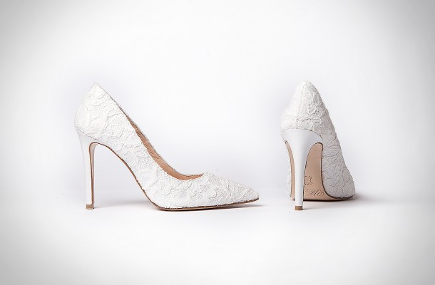 Παπούτσια νυφικά