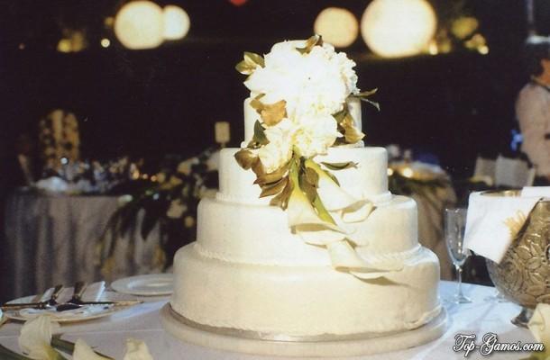 Τούρτα γάμου. Γαμήλια τούρτα αγάπης…