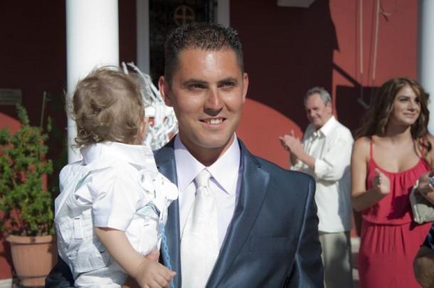 Γάμος και βάπτιση μαζί! | Γιώργος & Γεωργία & Δημήτρης