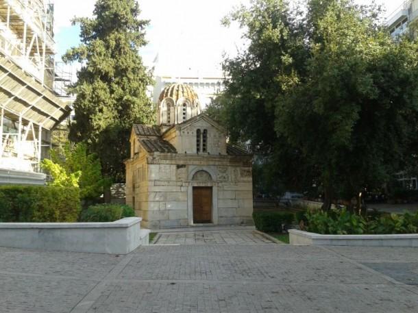 Panagia Gorgoepikoos - Athina 1