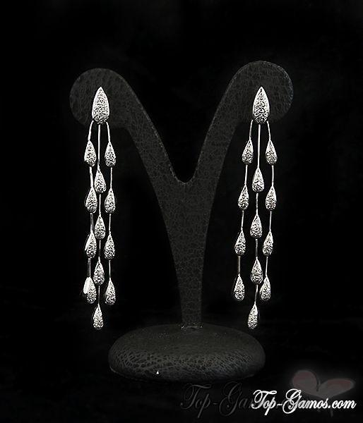 Σκουλαρίκια…το κόσμημα της νύφης