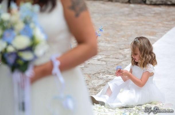 Παιδί μετά τον γάμο