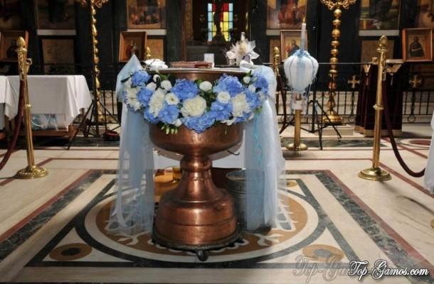 Έθιμα βάπτισης τότε και τώρα