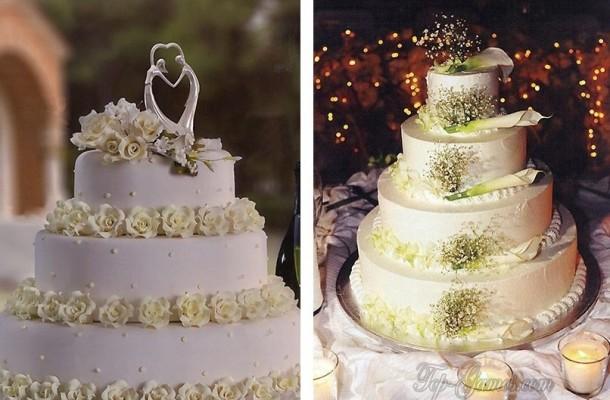 Tips για την γαμήλια τούρτα