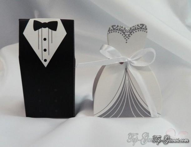 Επιλέγοντας μπομπονιέρες γάμου