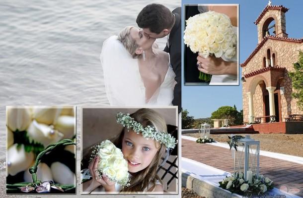 Στολισμός γάμου και όλα όσα περιλαμβάνει