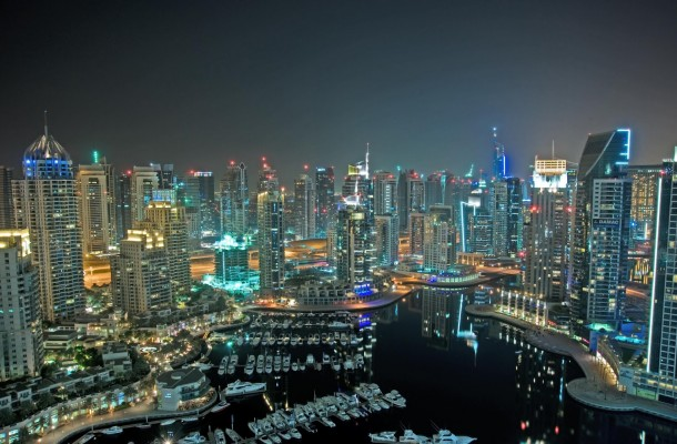 Γαμήλιο ταξίδι στο Ντουμπάι