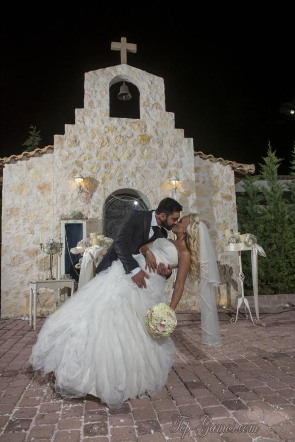 Ένας γάμος με πολύ χρώμα! | Αρετή & Αβραάμ