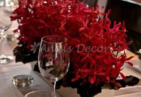 Ρομαντικό δείπνο για την ημέρα του Αγίου Βαλεντίνου