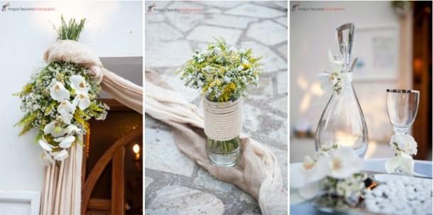 Bill & Nadia - real wedding - top-gamos- stolismos ekklisias - 12