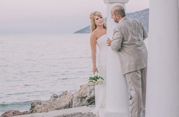 Ο γάμος μας… από ραντεβού στα τυφλά! | Νατάσσα & Κωνσταντίνος