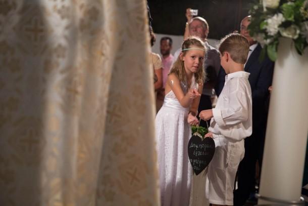Γάμος ρομαντικός και ονειρεμένος | Έλενα & Δημήτρης