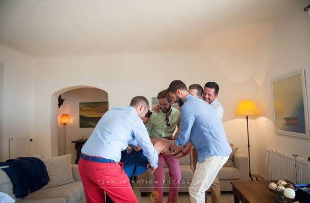 Παντρεύεσαι; Φθηνές ιδέες για το Bachelor Party!