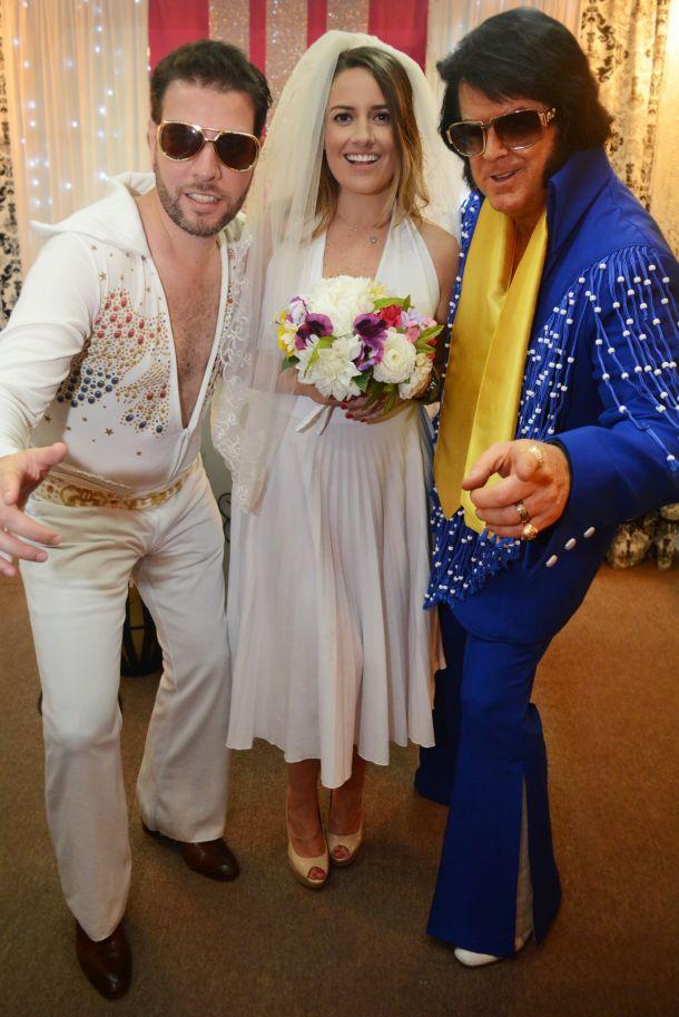Λας Βέγκας: Για έναν γάμο performance!