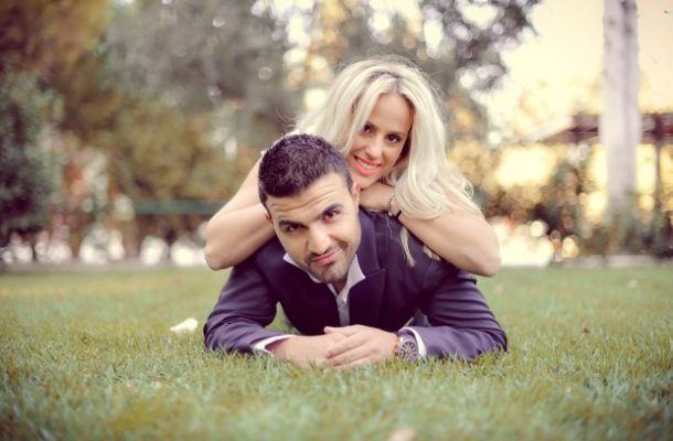 Ρομαντικός γάμος στο Βραχάτι Κορινθίας | Κατερίνα  & Σταύρος