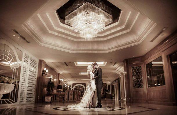 Ονειρεμένος γάμος το χειμώνα | Βίκυ & Αλέξανδρος