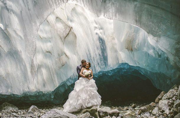 Πρωτότυπος και πανέμορφος γάμος σε σπήλαιο!