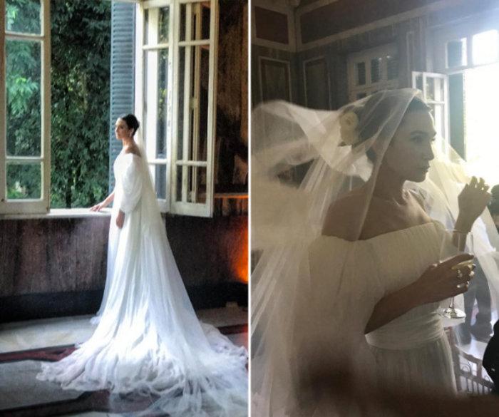 Ο γάμος της απόλυτης χλιδής στο Ρίο: Basil Μαυρολέων – Ειμι Τέρι
