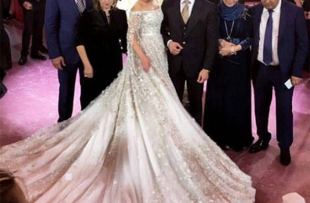 Ένας χλιδάτος γάμος που στοίχισε πάνω από 1.000.000€!