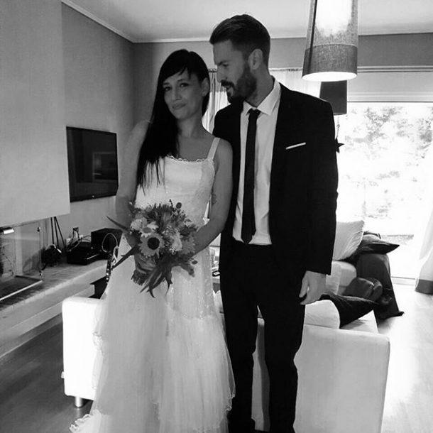 Νύφη η Αθηναϊς Νέγκα!