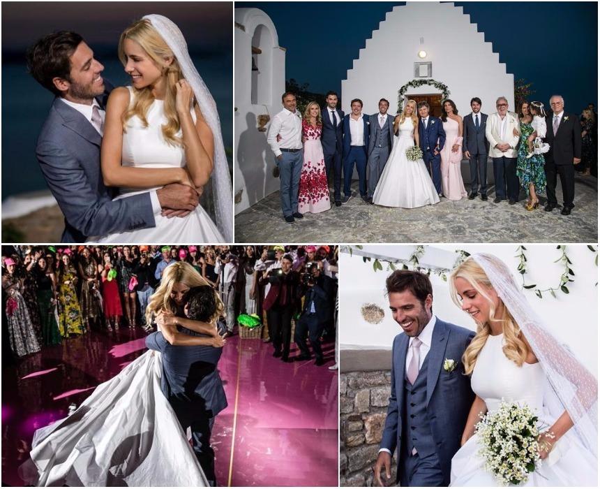 Οι γάμοι του καλοκαιριού 2017