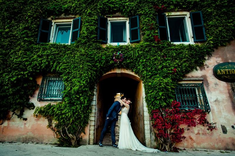 Μαγευτικός γάμος στον Βόλο | Τατιάνα & Πασχάλης
