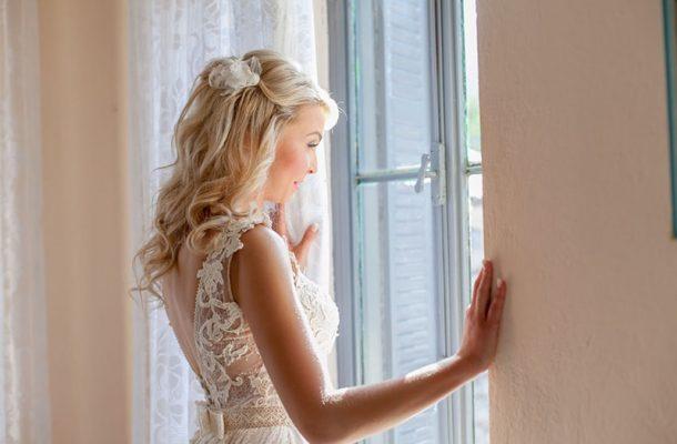 Το χτένισμα του γάμου σας