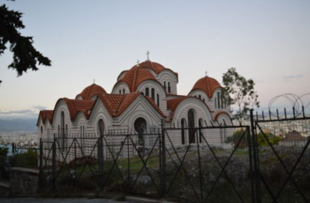 Αγία Μαρίνα Θησείου