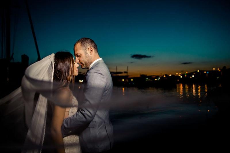Ρομαντικός γάμος στην Λάρισα | Γιάννης & Λία